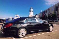 Chauffeur Service Bucharest  rent