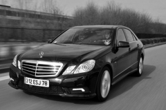 Chauffeur Service Bucharest  mercedes