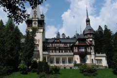 Private Tour Sinaia Peles Castle
