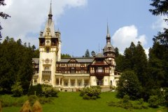Private Tour Sinaia from Bucharest