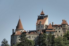 Transfer Bucharest To Dracula Castle