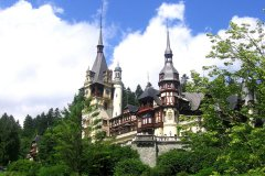 Transfer Bucharest To Peles Castle 2020