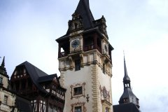 Transfer Bucharest To Peles Castle Romania