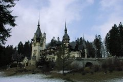 Transfer Bucharest To Peles Castle cheap
