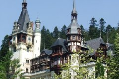Transfer Bucharest To Peles Castle prices