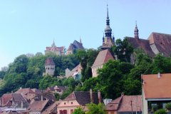 Transfer Bucharest To Sighisoara price